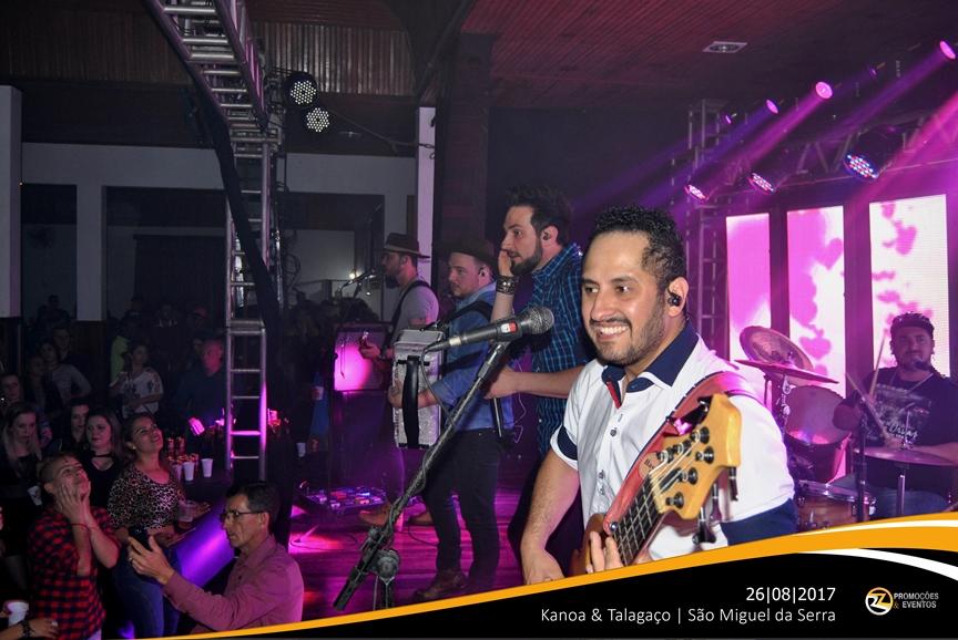 Kanoa & Talagaço - Clube São Miguel